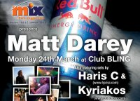 Matt Darey @ Club Bling