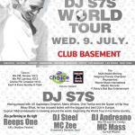 S7S World Tour @ Basement Club