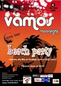 Vamos Beach Party