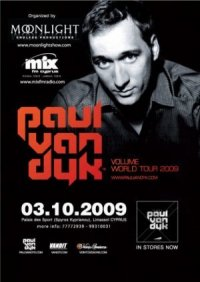 Paul Van Dyk in Cyprus 2009