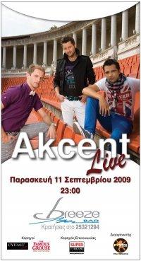 AKCENT Live @ Breeze Club