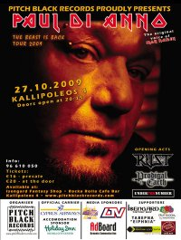 Paul Di Anno - Live in Cyprus!