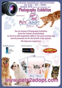 PETS2ADOPT PHOTO EXPO