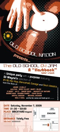 THE OLD SCHOOL CY JAM @ THE BRICKYARD,ENGOMI!