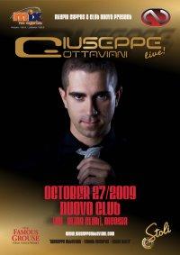 Giuseppe Ottaviani GO! Live World Tour @ Club NUOVO (ex Bling)