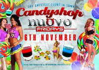 CANDYSHOP - THE SWEETEST EVENT IN TOWN