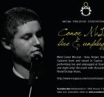 CONOR MCLEAN Live & Unplugged Part 2 at Scarabeo Bar