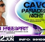 cavoparadisonight
