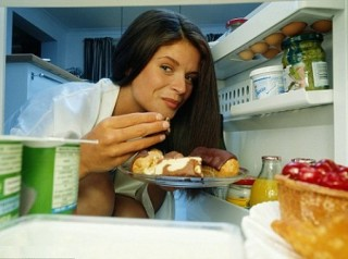 Eating carbs at night more fattening