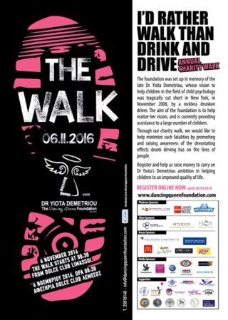 Walk Flyer 2016
