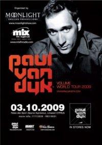 Paul Van Dyk in Cyprus 2009