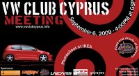 VW Club Cyprus Event