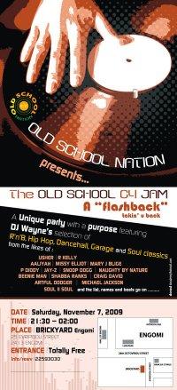 THE OLD SCHOOL CY JAM @ THE BRICKYARD,ENGOMI!