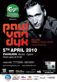 PAUL VAN DYK LIVE IN CYPRUS 2010